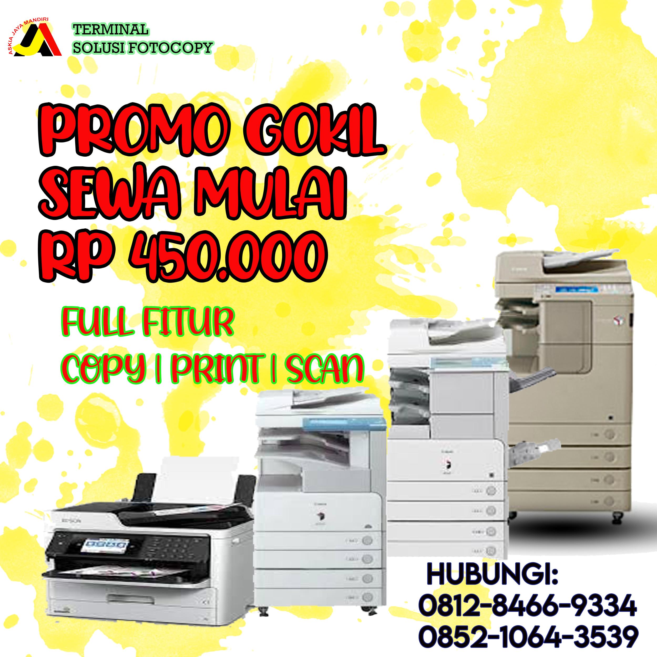 sewa mesin fotocopy murah